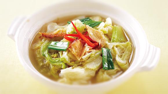 扁魚燉白菜