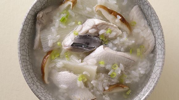 淮山虱目魚片粥
