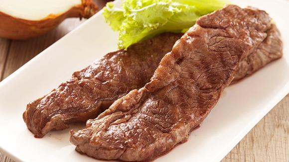 香蒜烤牛肉