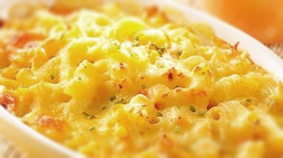 金黃焗烤通心粉