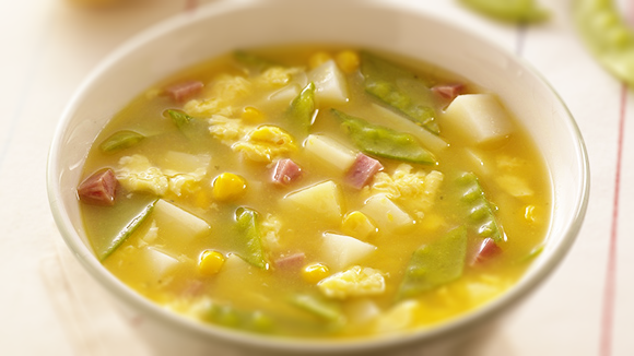 小豆丁濃湯