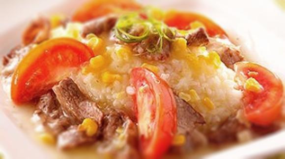 番茄牛肉燴飯