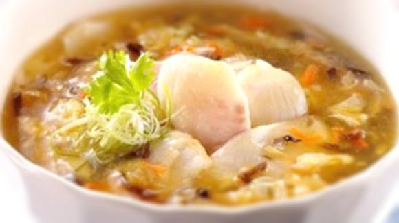 酸辣魚片湯