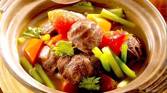 牛腱番茄鍋
