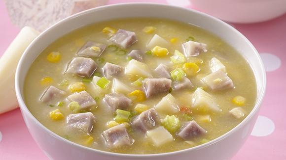 方塊蔬菜濃湯