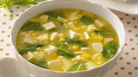 豆腐超人濃湯