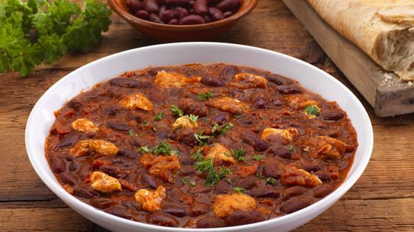 Veganes Chili con Carne