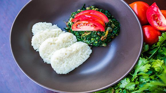 Delicious Sukuma Wiki