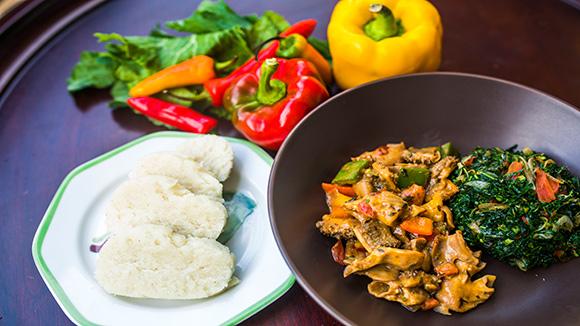Tasty Matumbo Stew
