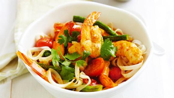 Thai style stir fry