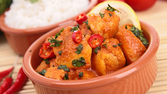 Red Hot Spanish Chicken