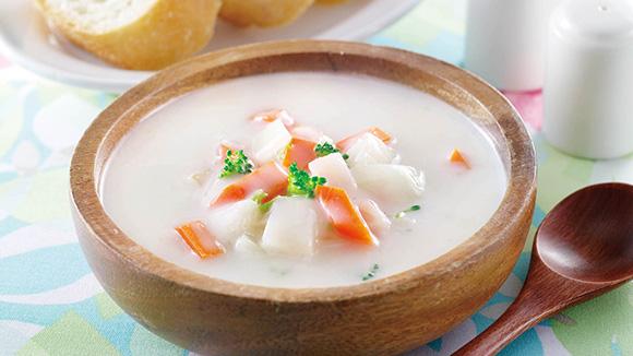 馬鈴薯牛奶濃湯
